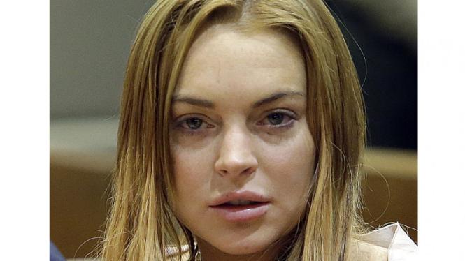 Lindsay Lohan LA