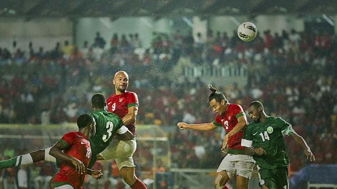 Indonesia vs Arab Saudi 2013