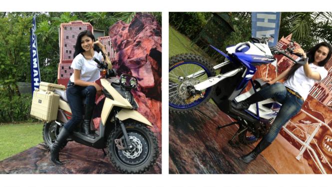 Rombak Motor Bebek Jadi Trail Ini Kisaran Biayanya Viva