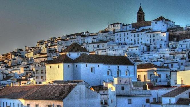 Kota Putih Andalusia