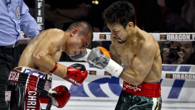 Chris John vs Satoshi Hosono
