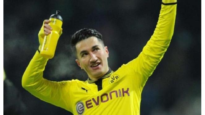 Gelandang Borussia Dortmund, Nuri Sahin