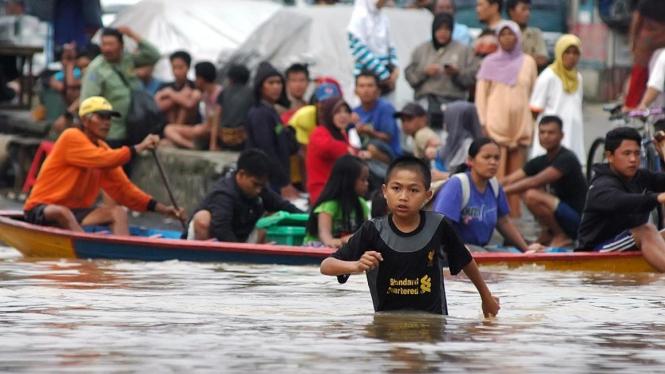 Banjir di Baleendah Bandung