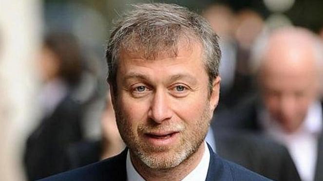 Pemilik Chelsea, Roman Abramovich.