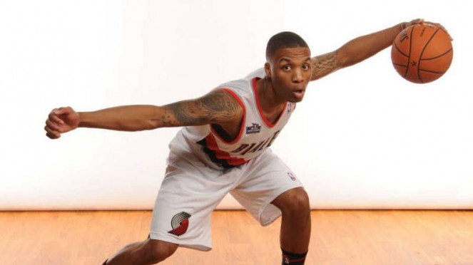 Point guard Portland trail Blazers, Damian Lillard