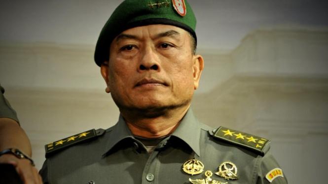 KSAD baru Letjen TNI Moeldoko