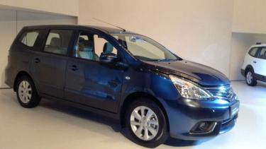 All New Nissan Grand Livina.