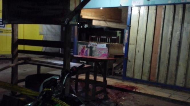 Lokasi Tempat Tito Kei Ditembak