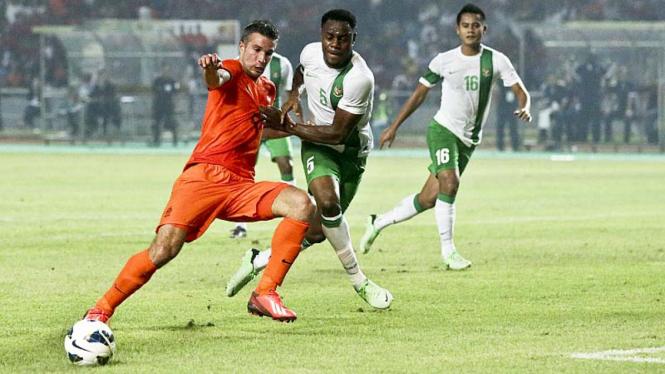 Indonesia vs Belanda