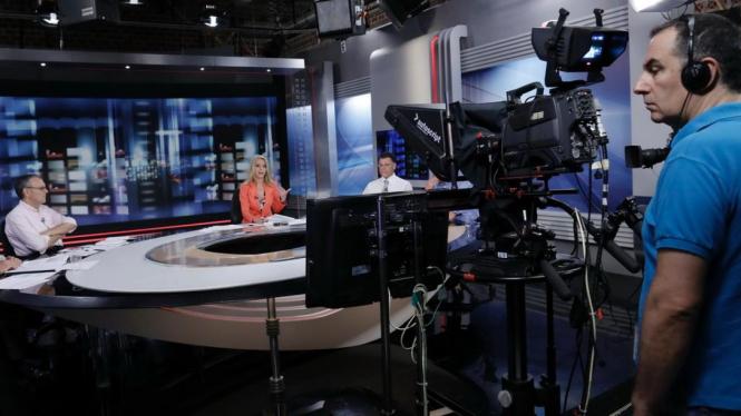 Berhemat Yunani Tutup Stasiun Tv Dan Radio Pemerintah Viva