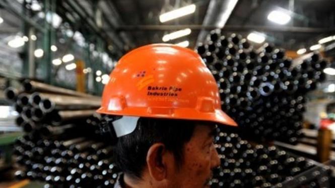 Pabrik PT Bakrie Pipe Industries
