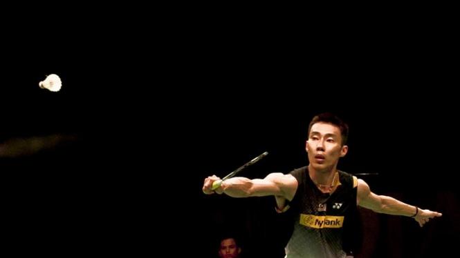 Pebulutangkis tunggal putra Malaysia, Lee Chong Wei