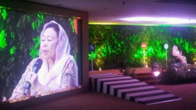 Sinta Nuriah Abdurrahman Wahid