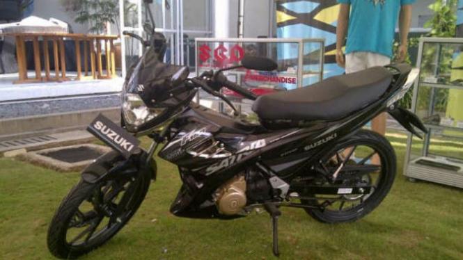 Satria FU150 SCD2