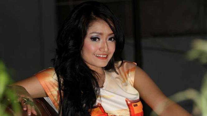 Siti Badriah Saat Ditemui VIVA.co.id