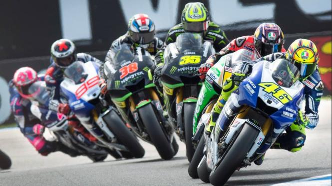 Fim Rilis Daftar Pembalap Motogp 2014
