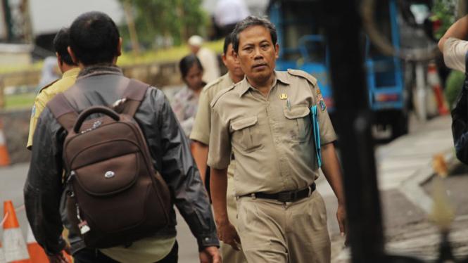 Pegawai Negeri Sipil di Jakarta