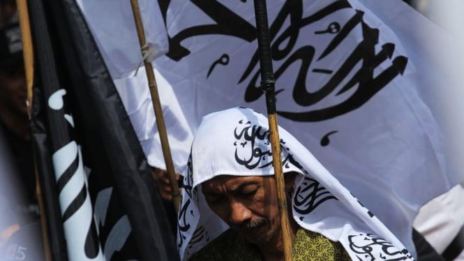 Ilustrasi Hizbut Tahrir Indonesia.