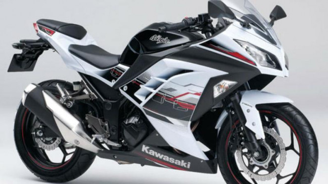 Kawasaki Ninja 250 ABS SE (Spesial Edition)