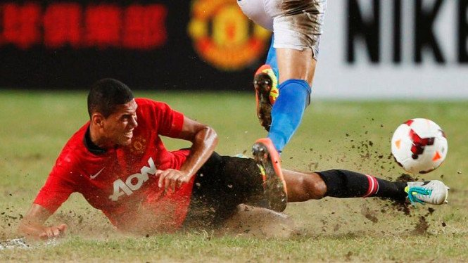 Pemain Manchester United, Chris Smalling