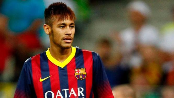 Pemain Barcelona, Neymar