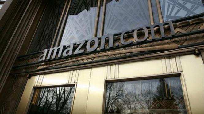 Kantor Amazon di AS.