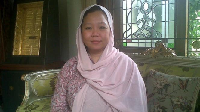 Alissa Wahid, putri Presiden Gusdur