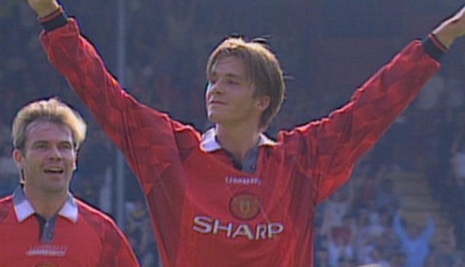 Pemain Manchester United, David Beckham