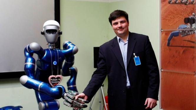 Ford Luncurkan Robot