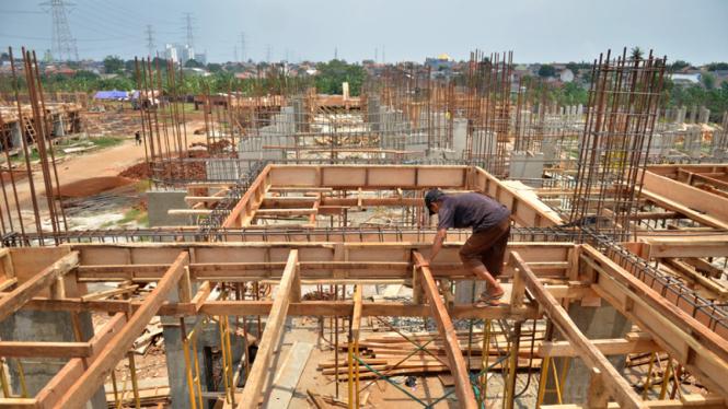Proyek Pembangunan Rusunawa Khusus Pekerja