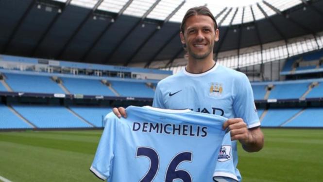 Pemain anyar Manchester City, Martin Demichelis