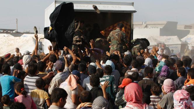 Awas Penipuan Berkedok Galang Sumbangan Ke Suriah Gentayangan