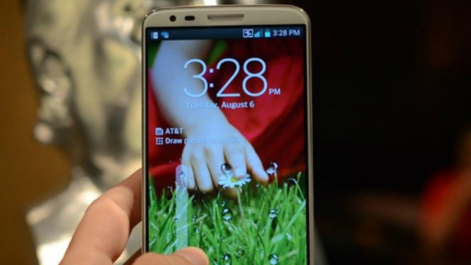 Super Smartphone LG G2