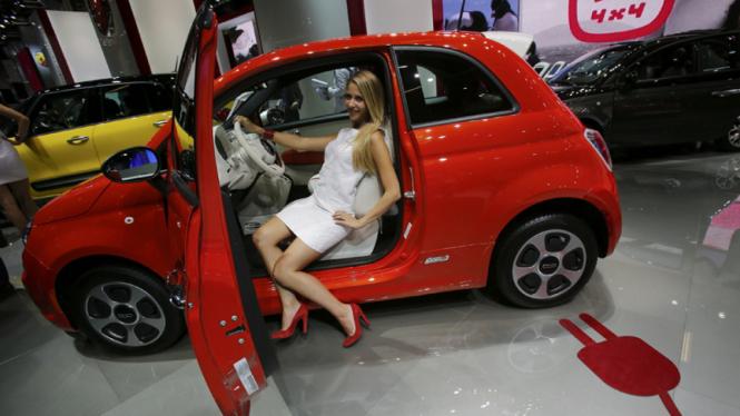 Frankfurt Motor Show (IAA) 2013