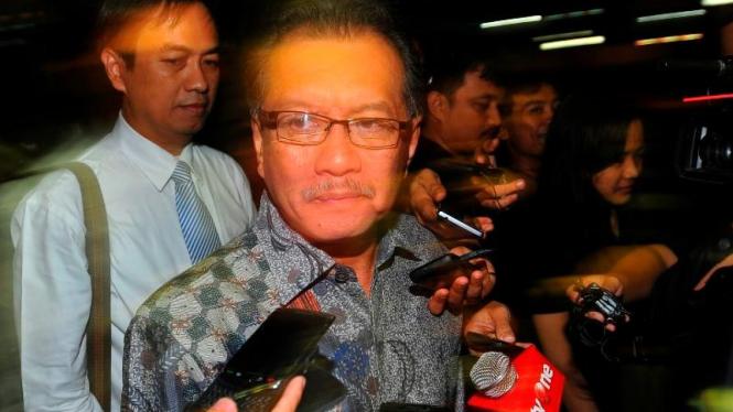 Deputi Gubernur Bank Indonesia Halim Alamsyah