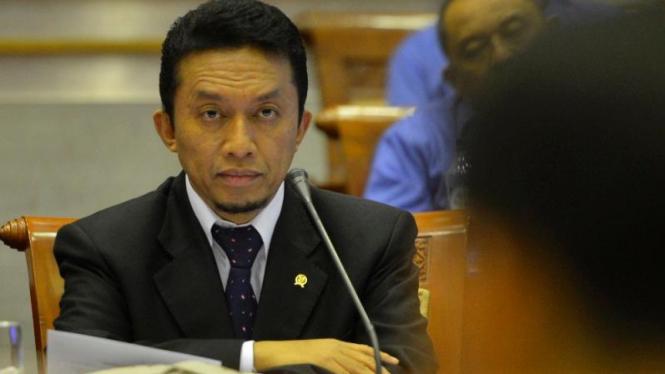 Politikus senior PKS Tifatul Sembiring.