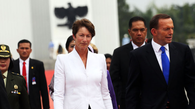Perdana Menteri Australia Tony Abbott Kunjungi Indonesia