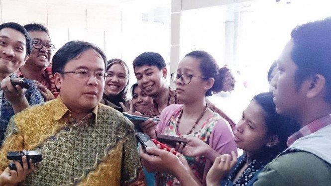 Bambang Brodjonegoro.