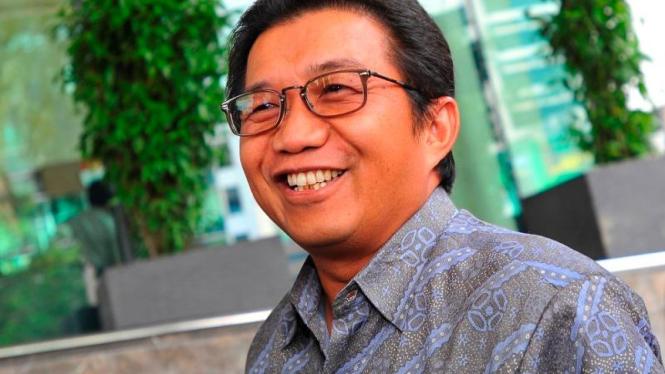 Ketua Otoritas Jasa Keuangan (OJK) Muliaman D Hadad