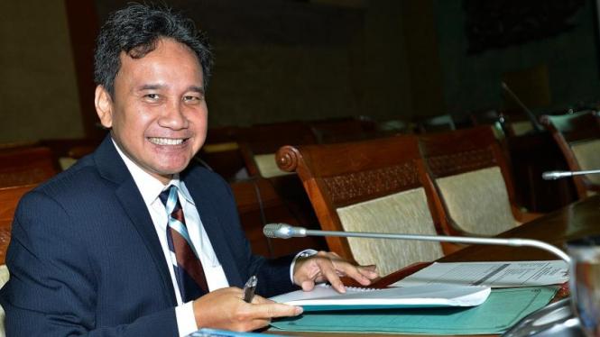 Deputi Gubernur Senior BI, Mirza Adityaswara.