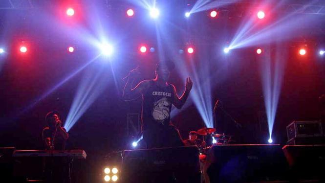 Konser Perdana POD di Jakarta