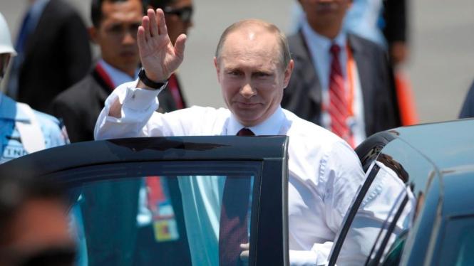 Presiden Rusia Vladimir Putin Akan Ke Indonesia Usai Pemilu 2019