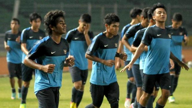 Pemain-pemain Timnas Indonesia U-19