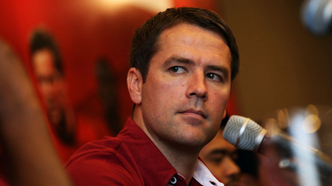 Mantan pemain Liverpool, Michael Owen.