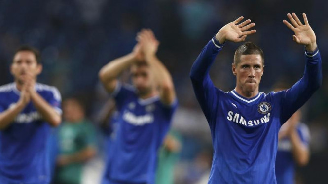 Pemain Chelsea, Fernando Torres