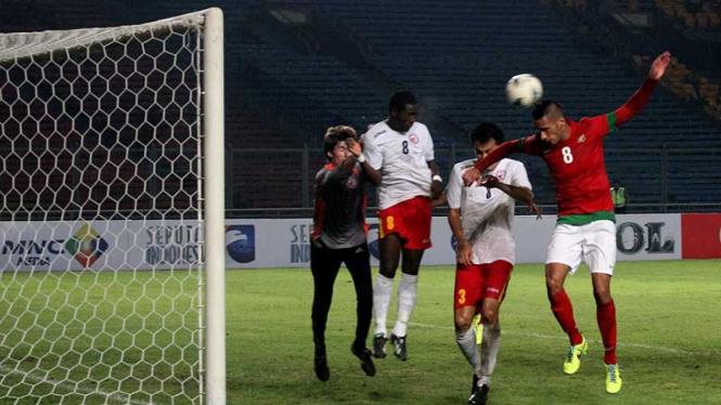 Indonesia Bungkam Kyrgyzstan 4-0