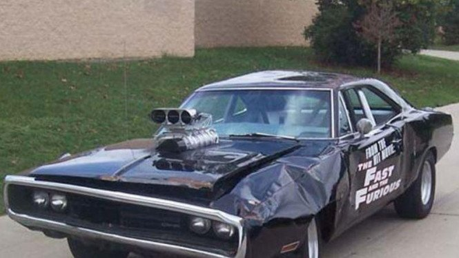 Mobil Dodge Charger