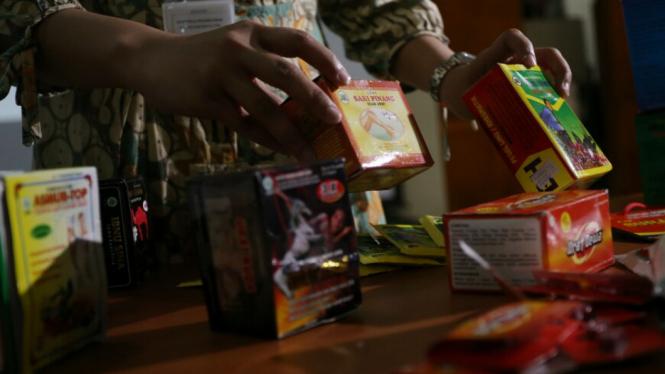 Rilis Obat Tradisional Berbahaya di BPOM
