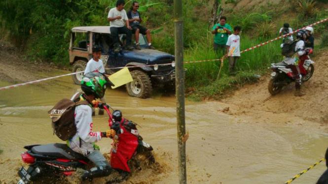 X-Ride Adventure Challenge