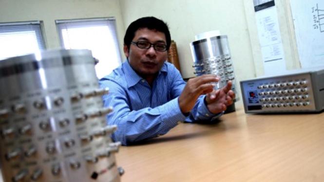 Warsito P. Taruno, pencipta alat pembasmi kanker payudara
